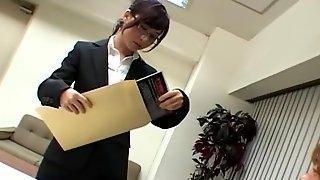 Yuka Osawa Uncensored Hardcore Video with Swallow, Fetish scenes