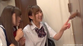 Japanese babyhood share comfit dong in erotic XXX